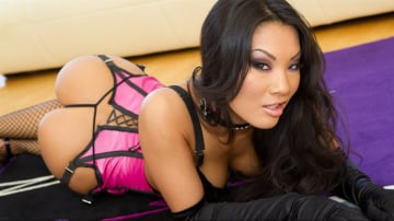 Asa Akira - Lena Julliett Has A Big Fucken Mouth