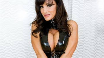 Lisa Ann - Lisa Ann DP Double Dick Overload