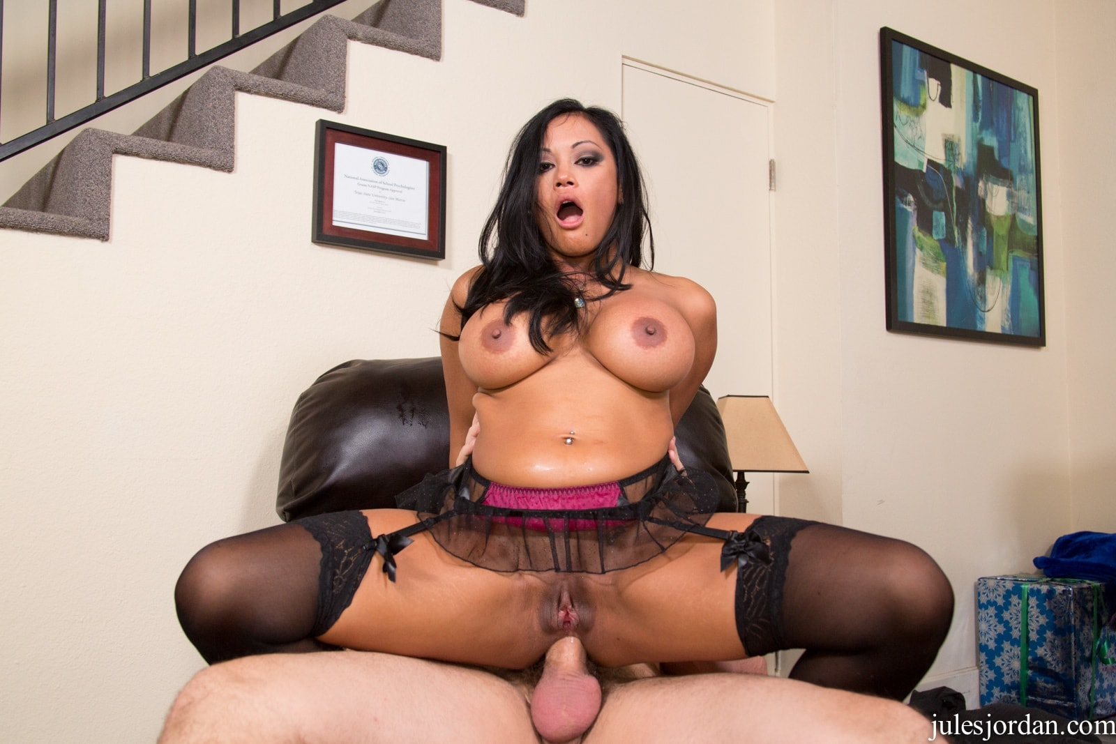 Manny goes balls deep in angel smalls tight asshole 10
