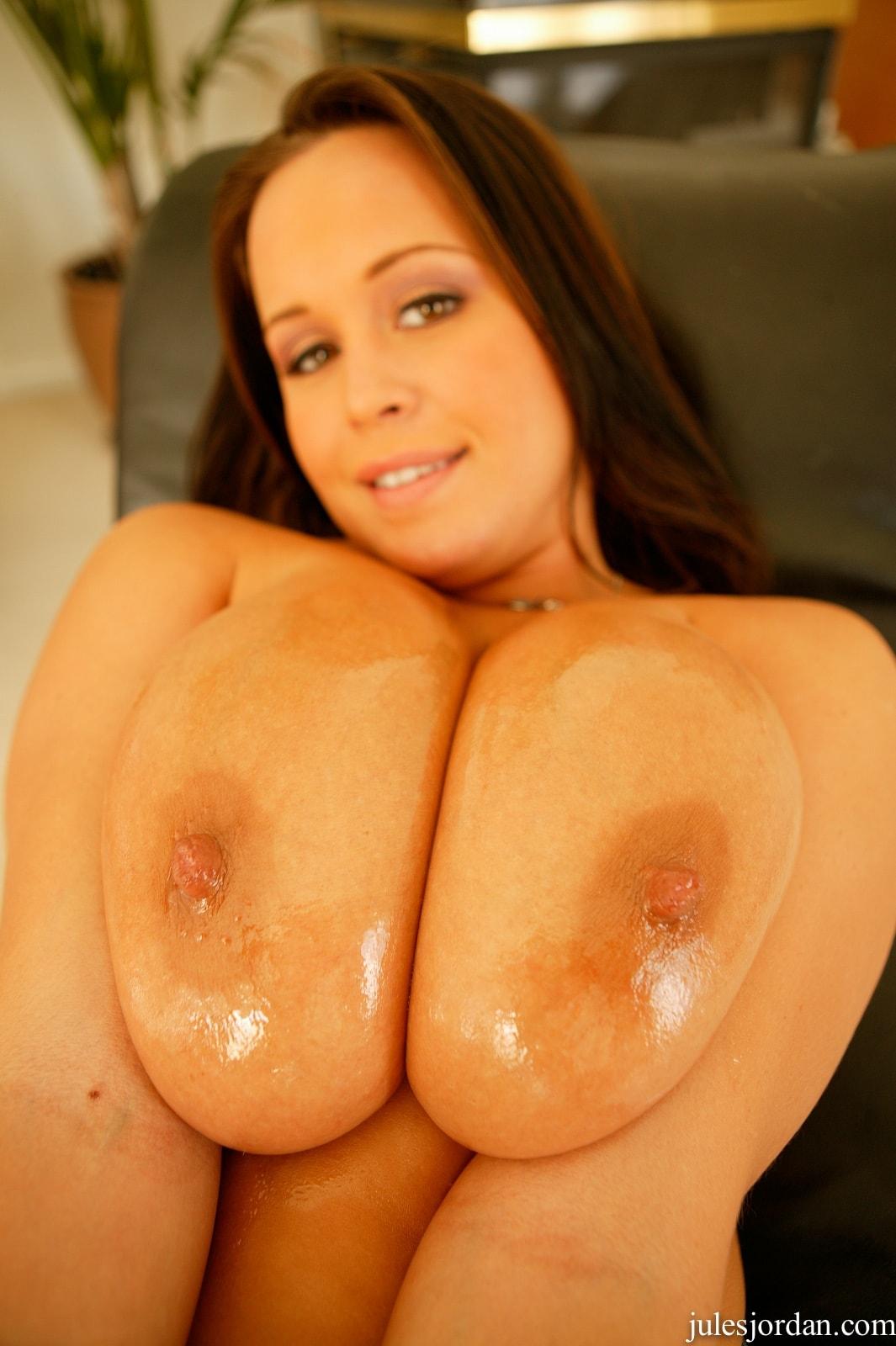 Jules Jordan 'Natural Big Tits' starring Brandy Taylor (Photo 5)