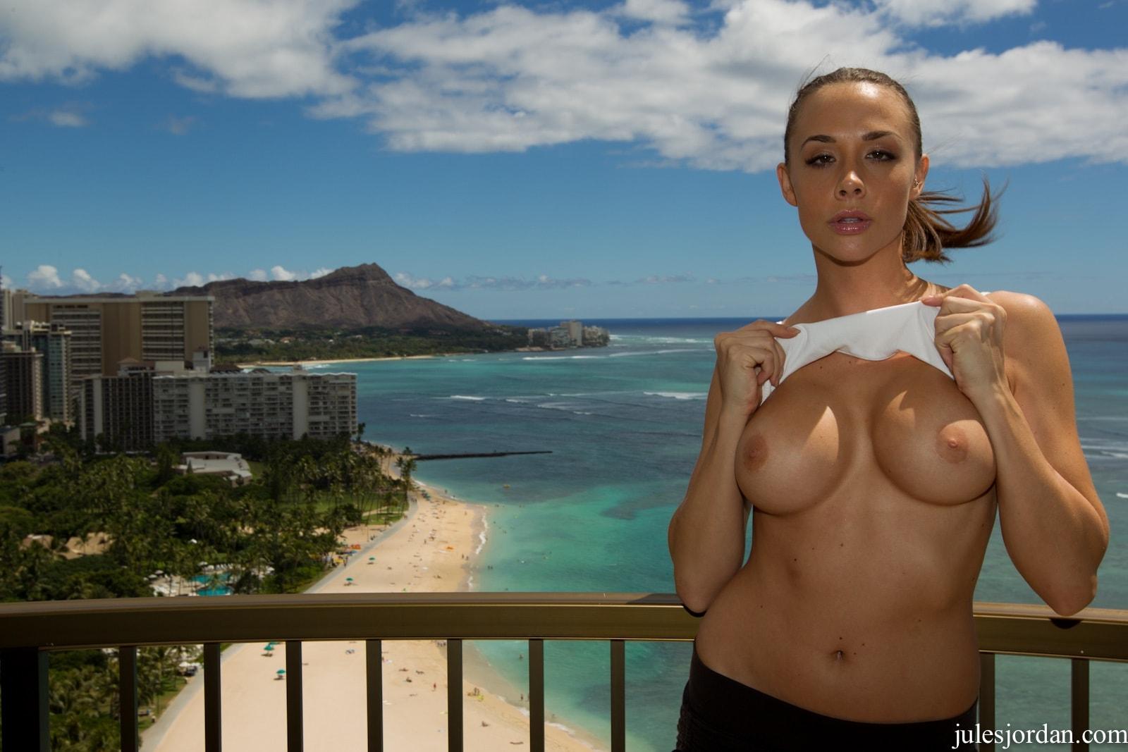 Jules Jordan 'Beach Patrol 2' starring Chanel Preston (Photo 12)