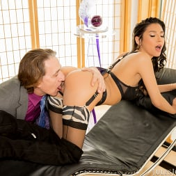 Gianna Dior in 'Jules Jordan' Perfect Specimen Gianna Dior Expertly Services Two Hard Cocks At Once (Thumbnail 90)