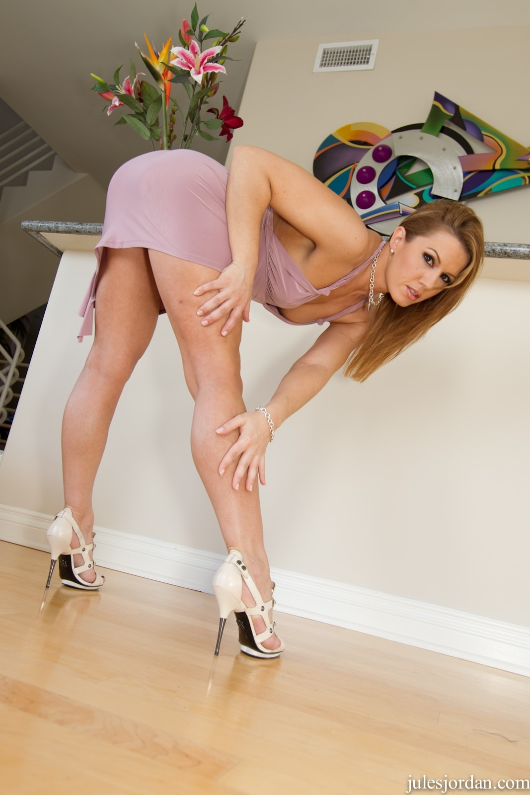 Jules Jordan 'Filthy Anal Housewife' starring Inari Vachs (Photo 2)