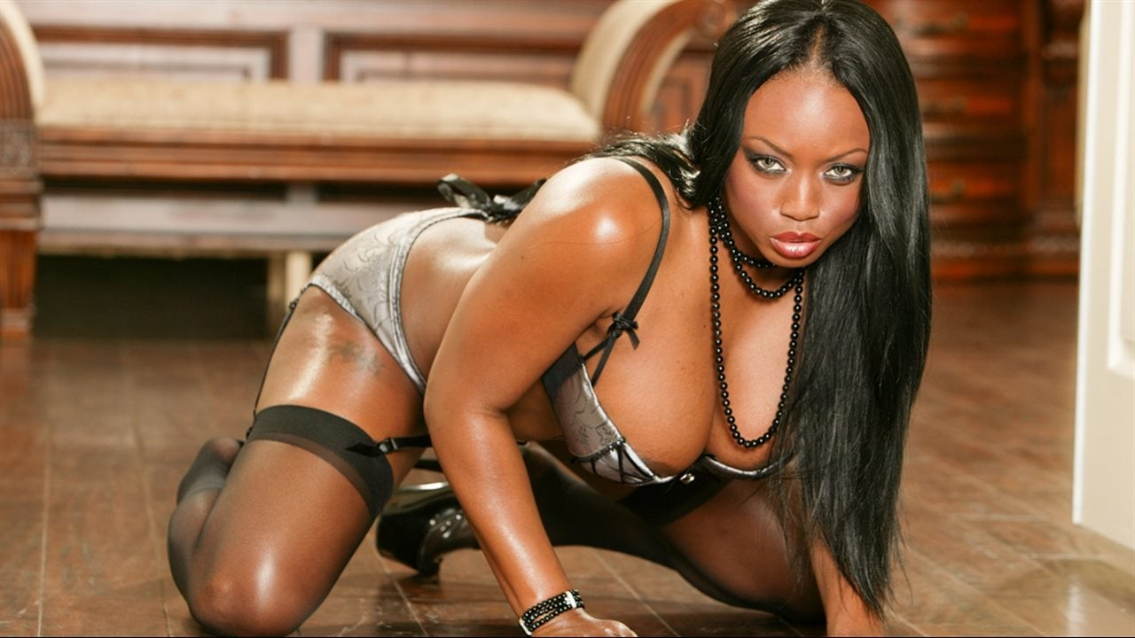 Black monster tits of jada fire gets covered with white jizz porn photo online