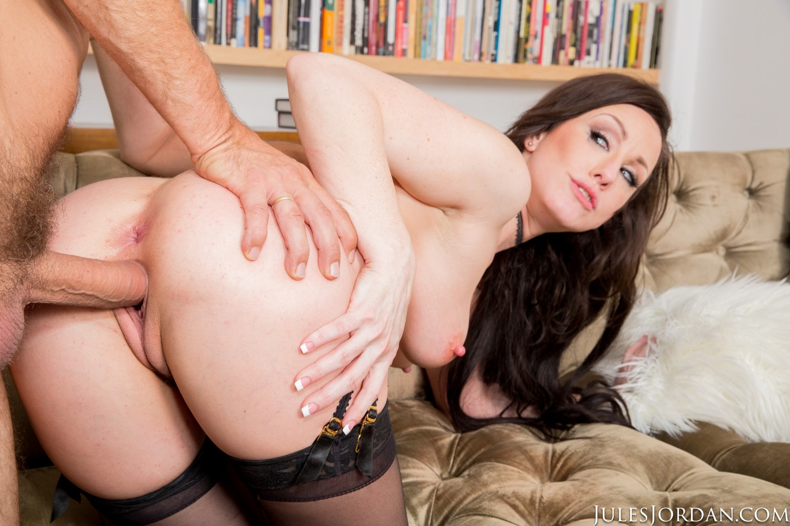 Jules Jordan 'Maximum Penetration 5' starring Jennifer White (photo 12)