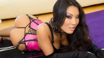 Asa Akira in 'Lena Julliett Has A Big Fucken Mouth'