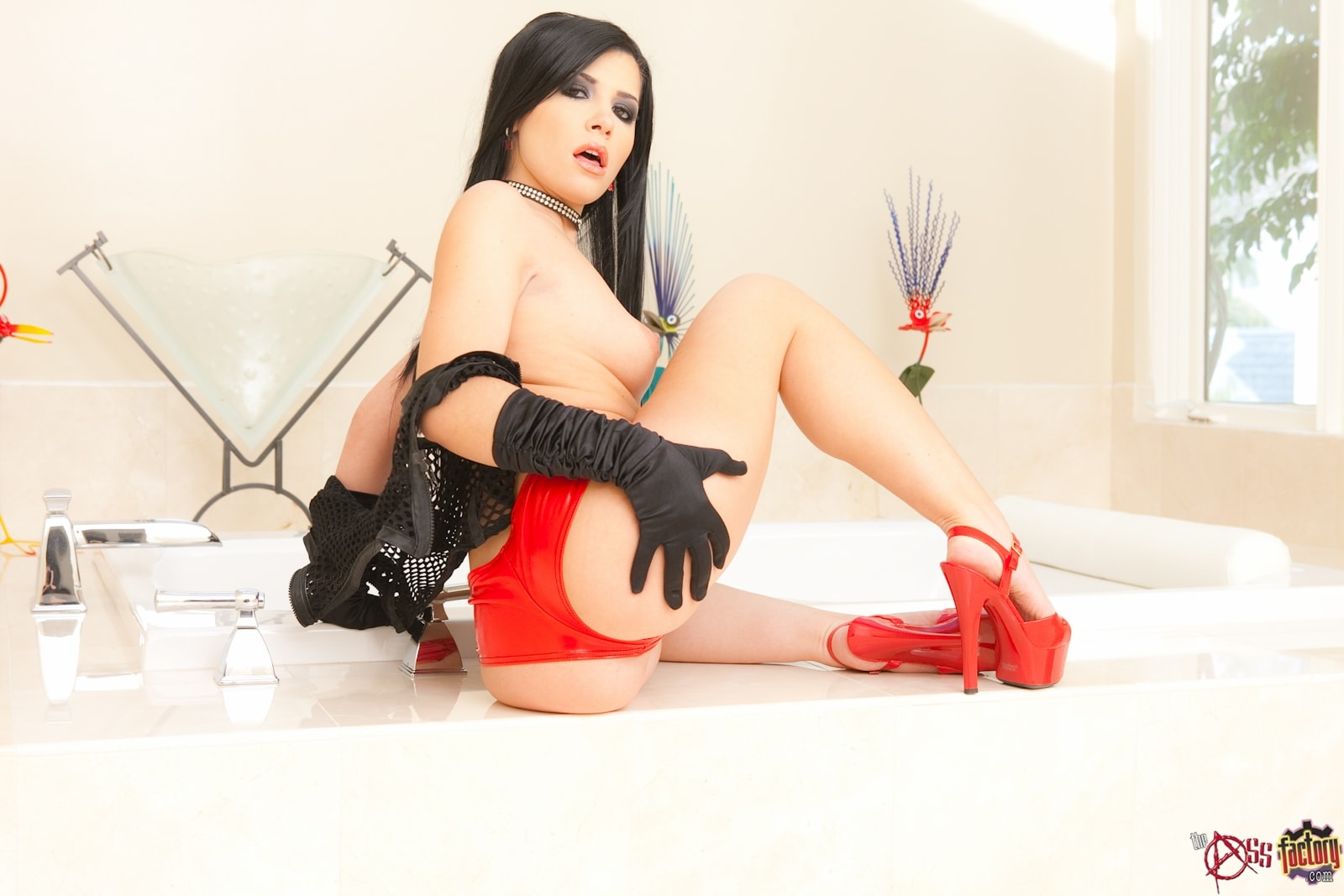 Jules Jordan 'Deep Anal Drilling 1' starring Rebeca Linares (Photo 6)