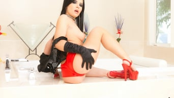 Rebeca Linares in 'Deep Anal Drilling 1'