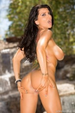 Romi Rain - Romi Rain Soaking Wet Poolside Fucked Hard (Thumb 18)