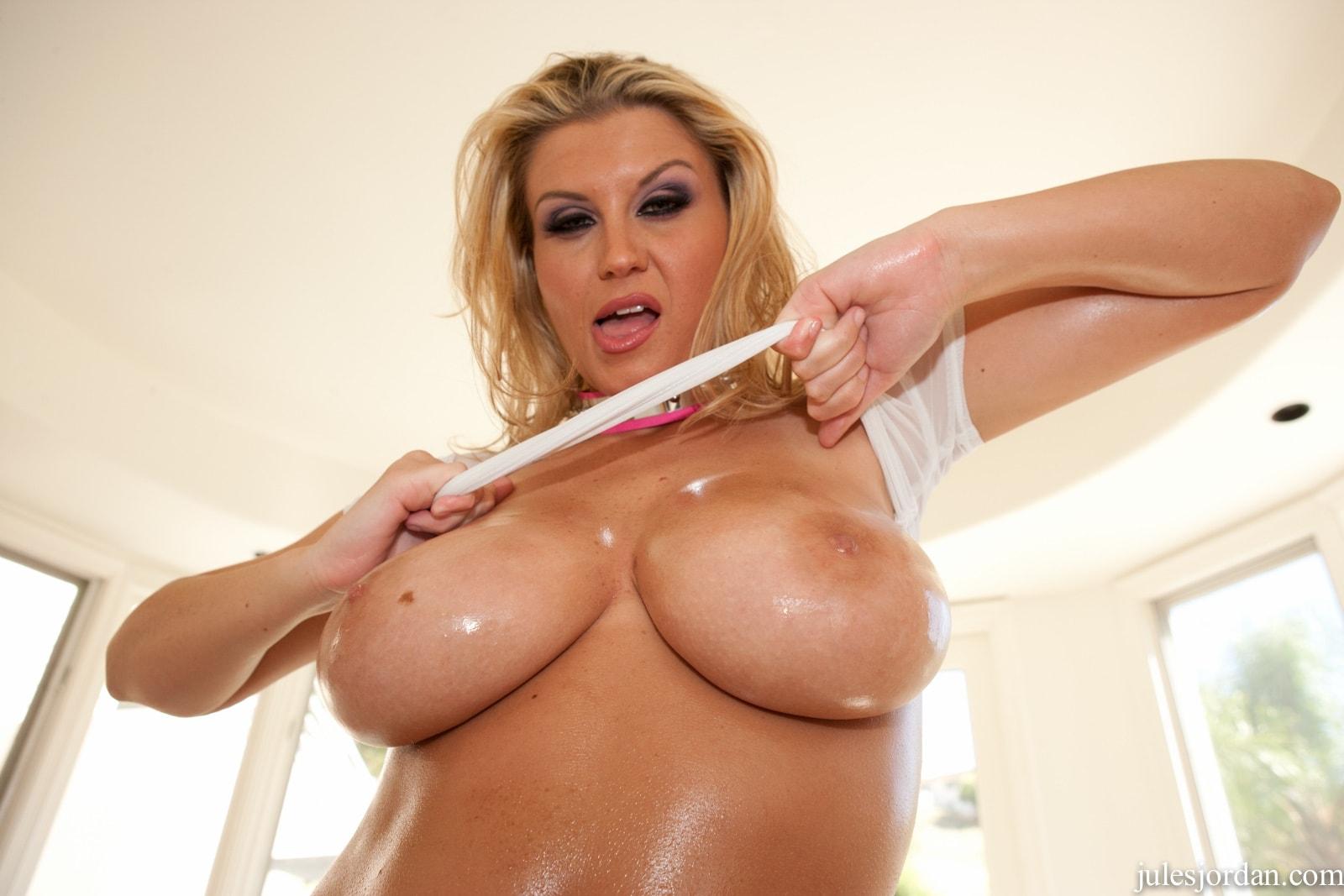 Jules Jordan 'Big Tits' starring Sara Stone (Photo 10)