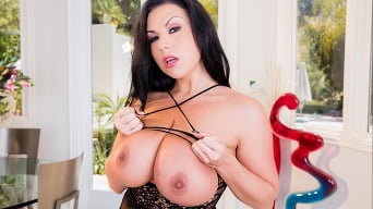 Sheridan Love in 'Breast Worship 6'