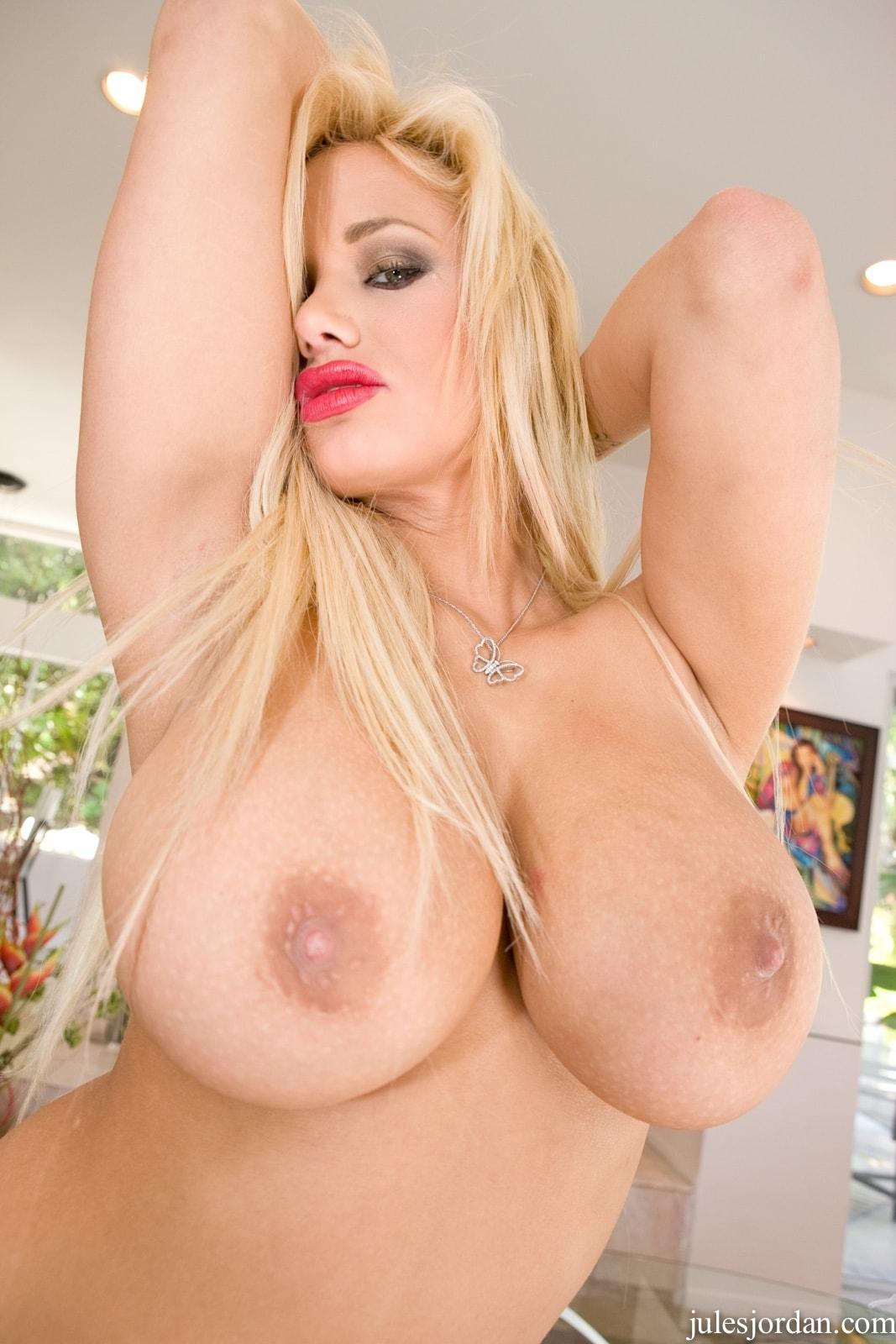 Jules Jordan 'Anal Titty Fuck' starring Shyla Stylez (Photo 10)