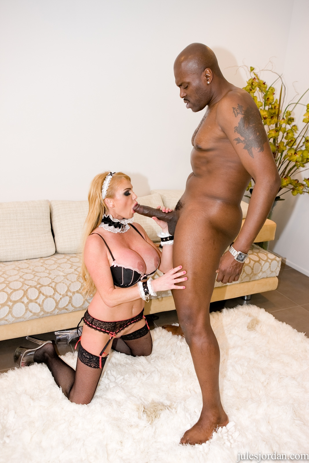 Jules Jordan 'Interracial Anal' starring Taylor Wane (Photo 16)