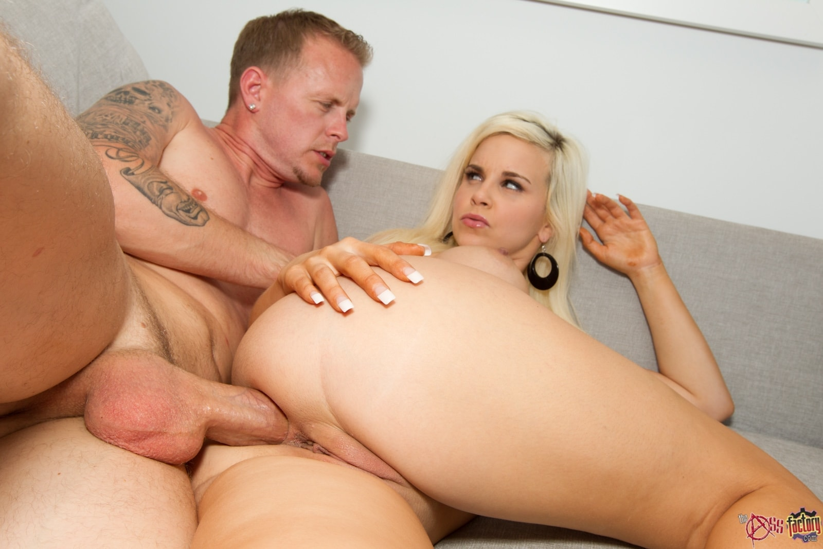 Jules Jordan 'Hot Anal Injection 1' starring Whitney Taylor (Photo 8)